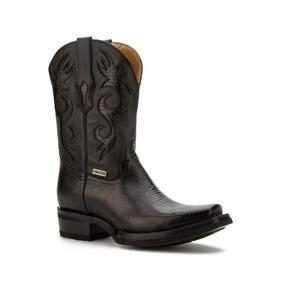 Bota Para Hombre Western Boot Andrea Color Negro