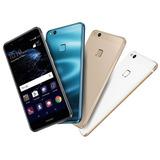 Huawei P10 Lite 4g Lte 32gb Ram 3gb 12mp Sellada Libre Gtía