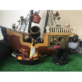 Barco Pirata Colección Fisher Price Vaqueros Indios