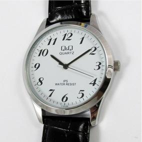 50f39dcb492 Relógio Q   Q Miyota Masculino Pulseira De Couro C152j304y