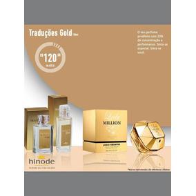 One Milion Parfum Traduções Gold Hinode