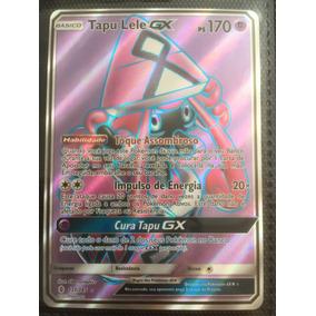 Carta Pokemon Tapu Lele- Gx Full Art Original
