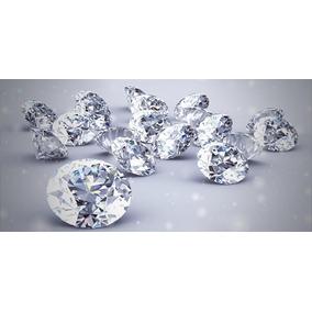 Diamante Solto Natural 1,0pts Cor D-f Vs Extra Para Aneis