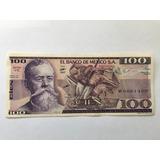 Billetes Antiguos De Colección, 100 Pesos. 23 Piezas Nuevas