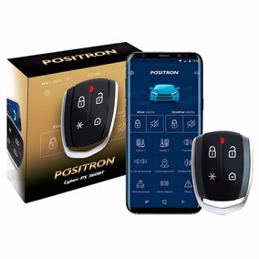 Alarme Automotivo Positron Cyber Px360 Bluetooth Universal