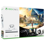 Xbox One S 1tb Assassin´s Creed Origins + Rainbow Six Siegue