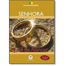 Livro Senhora José De Alencar Novo