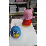 Caixa De Som Galinha Pintadinha E Peppa Pig