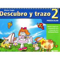 Descubro Y Trazo 2 - Elvira Tagle / Fernandez Editores