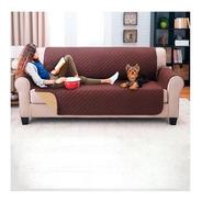 Protector Sofa 3 Puestos Forro Muebles Para Mascotas Perros