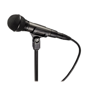 Atm510 Microfone Audio Technica P/ Vocal E Backing Vocal