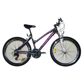 Bicicleta Halley Mtb Binhal 21 Aluminio Shimano
