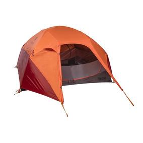 Carpa Para Acampar 4p Marmot Limeligth Marron