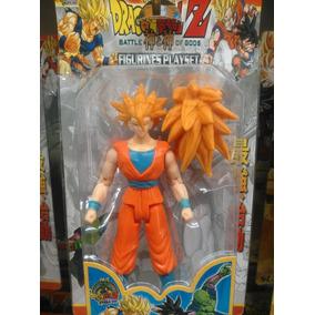 Juguetes Figuras Dragon Ball Z Goku Vegeta Sayajin