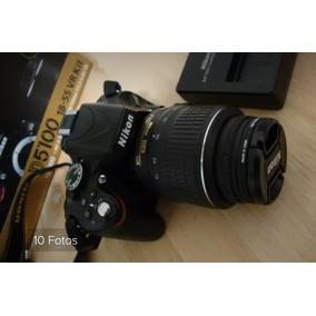 Camara Nikon D5100 Usada