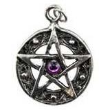 Amuleto Protegida Vida (el Color Puede Variar)