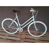 Bicicleta Peugeot 2112 Única Cuadro N° 571 Rodado 26 De Dama