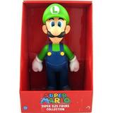 Figura Luigi Nintendo 23cm Mario Bros Envio Gratis / Diverti