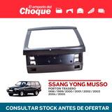 Porton Trasero Ssang-yong Musso 1998 99 00 01 02 03 04 2005