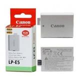 Bateria Original Canon Lp E5