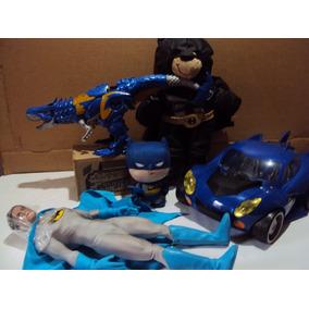 Figuras Batman Y Peluche Original