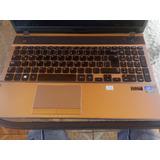 Notebook Samsung Np550 I7