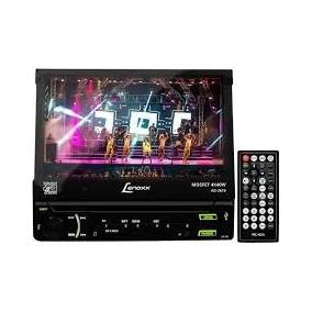 Dvd Player Lenoxx Ad 2619 Usb Tela De 7 Poleg. (mostruário)