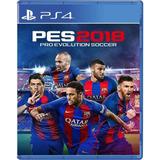 Pes 2018 Pro Evolution Soccer 2018 Pes 18 - Ps4 - Tenelo Ya!