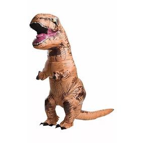 Disfraz Adulto Inflable T Rex Dinosaurio *envio Gratis