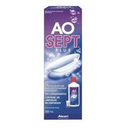 Liquido Ao Sept Plus 360 Ml Limpieza Lentes De Contacto