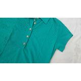 Camisa Polo Feminina Com Detalhe Six One 6070051