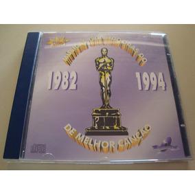 Cd / Músicas Ganhadoras Do Oscar De Melhor Canção 1982-1994
