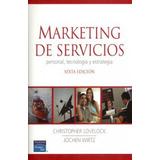 Libro Marketing De Servicios, Nuevo, Oferta!!!