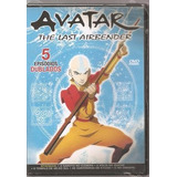 Avatar The Last Airbender - 5 Episódios Dublados.