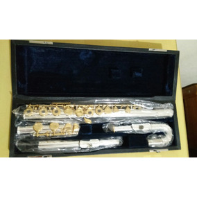 Flauta Transversal Yamaha Yfl-271s Pronta Entrega Promoção
