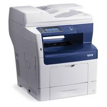 Multifuncional Xerox Workcentre 3615dn Tecnologia Laser
