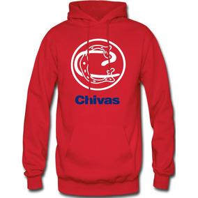 Sudadera Chivas De Guadalajara Logo Retro (club Unión)