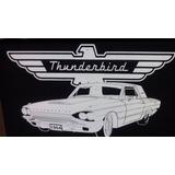 Playera Ford Thunderbird 1964 Envio Gratis Incluido