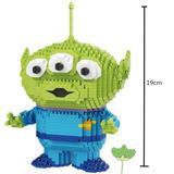 Alien Marciano Toy Story Mini Blocks Para Armar