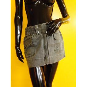 Falda Mini Jeans Sybilla Talla M