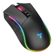 Mouse Gamer Usb Led 7 Botones 4800dpi Targa Tg-m250