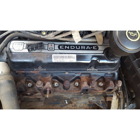 Motor Parcial Ford Ka 1.0 Endura 1998 - Zafaflex Peças
