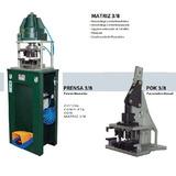Punzonadora Herrero Pok 3/8 Ok Industrial Manual O Automatic