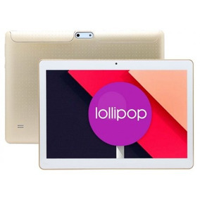 Tablet Fujilink Fj-mid10 Tela 10 8gb Wifi Dourado+sd 16gb