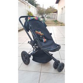 Carrinho Bebê Quinny Buzz Ed.lim. + Bebê Conforto Maxi Cosi