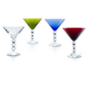Taça De Martine Baccarat Vegas Azul