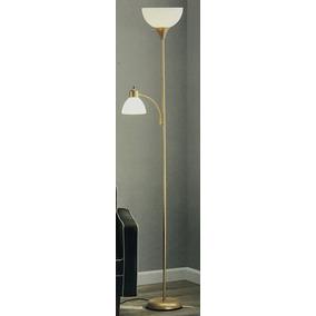 Mainstay floor lamp en mercado libre mxico mainstays gold floor lamp with reading light 72 aloadofball Image collections