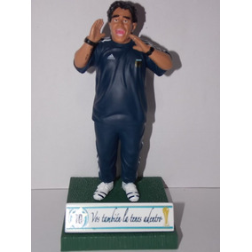 Boneco Diego Maradona Técnico Da Seleção Argentina 2010