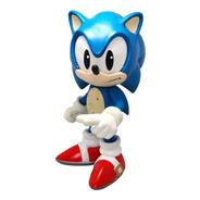 Figura Sonic Con Sonido Articulado Juguete The Boom X 29cm
