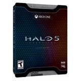 Halo 5 ,edicion Limitada, Xbox One, Nuevo, Entrega Inmediata